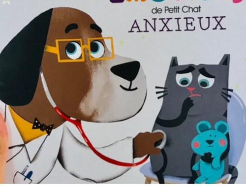 Éditions Langue Au Chat : apprendre à son enfant à gérer ses émotions ?