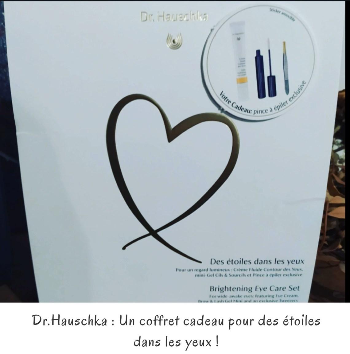 Dr.Hauschka : Un coffret cadeau pour des étoiles dans les yeux !