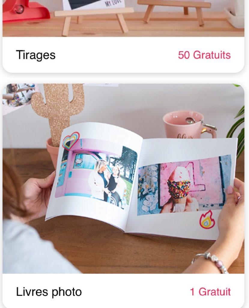 Piiics ou comment imprimer ses photos gratuitement.