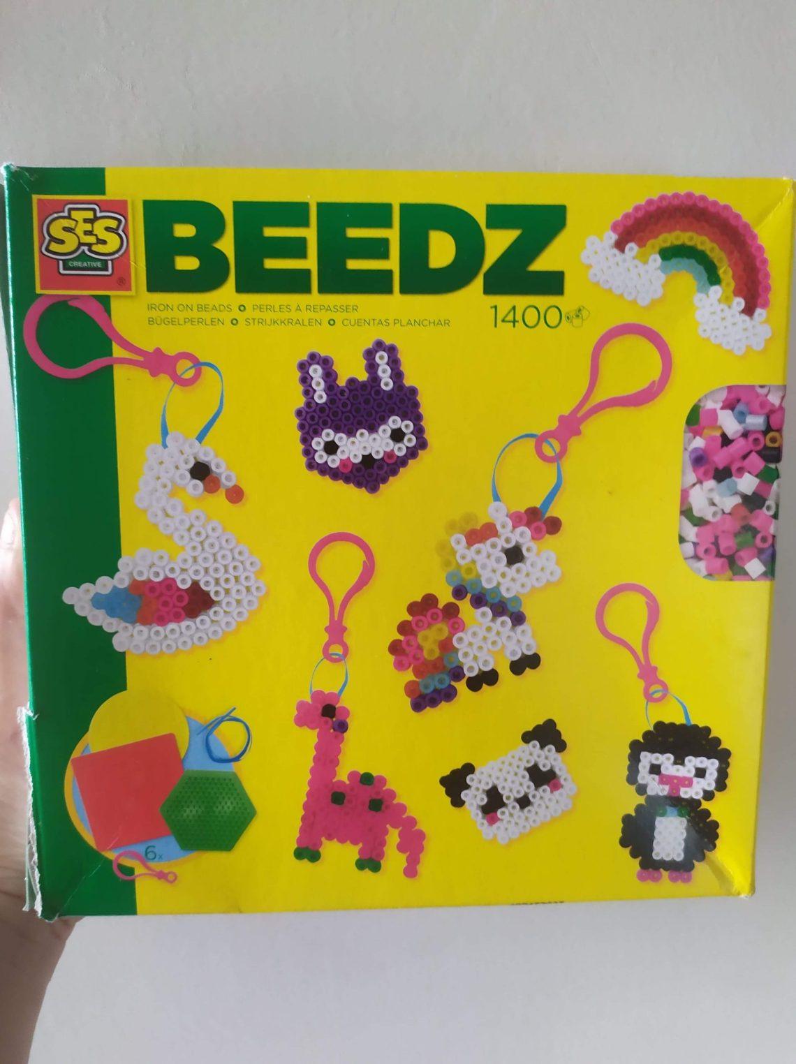 Perles à repasser BEEDZ