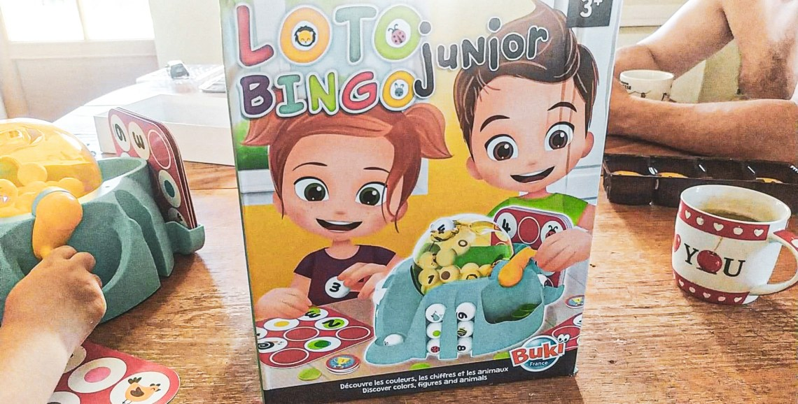 Buki France : Zoom & avis sur le loto junior, un jeu éducatif.