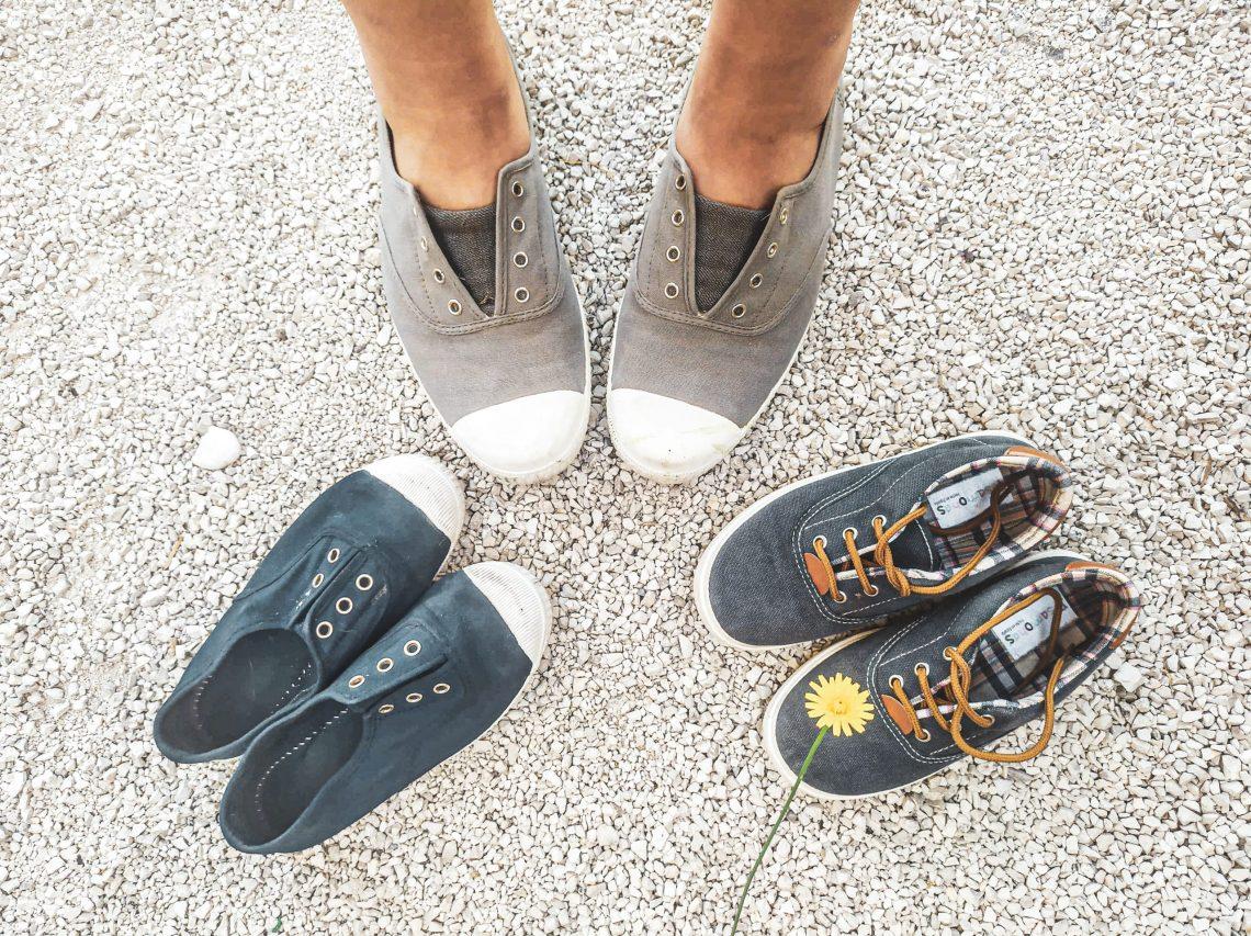 Pisamonas ou comment trouver chaussure à son pied !