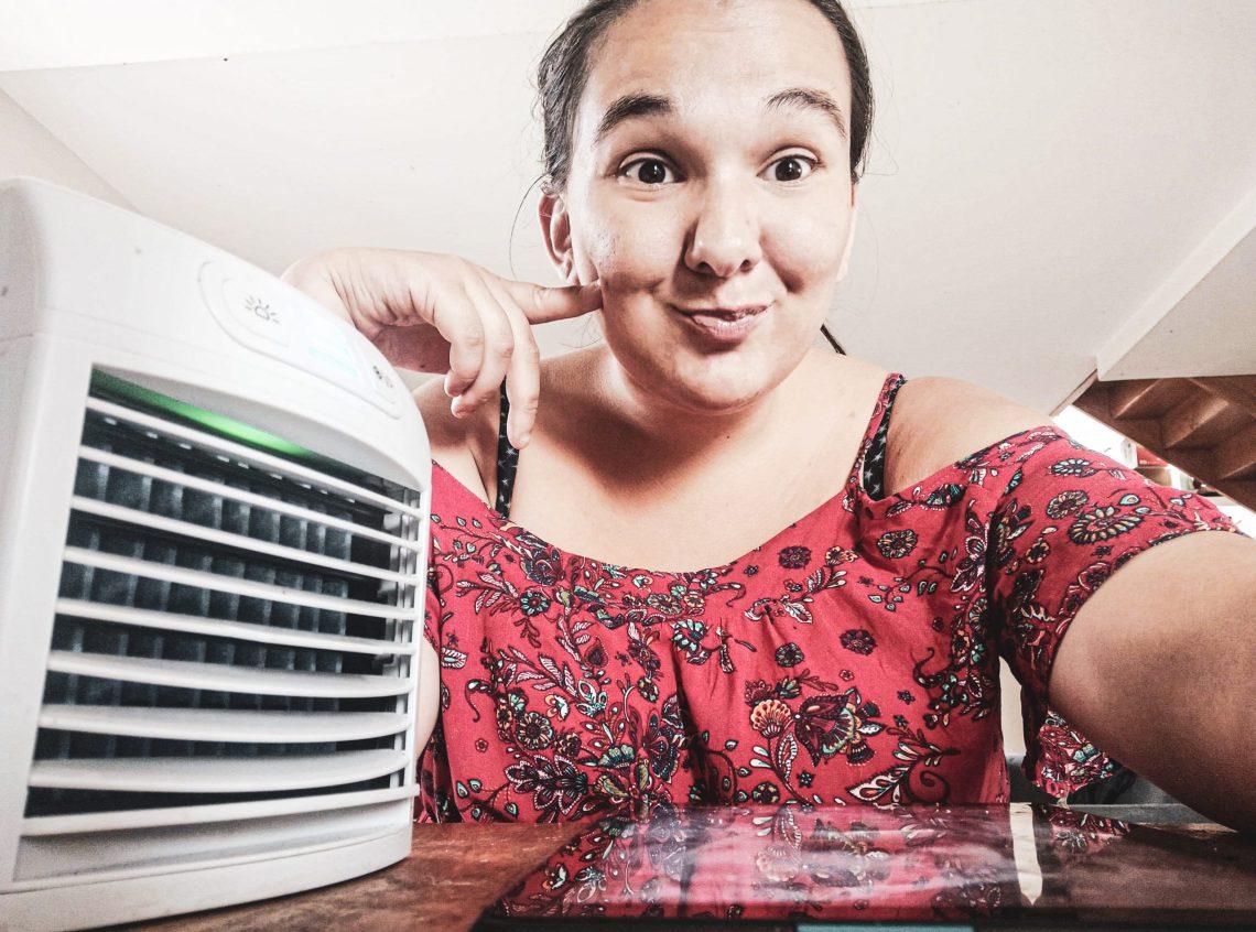1001 Innovations : Pourquoi j'ai opté pour un rafraîchisseur d'air ?