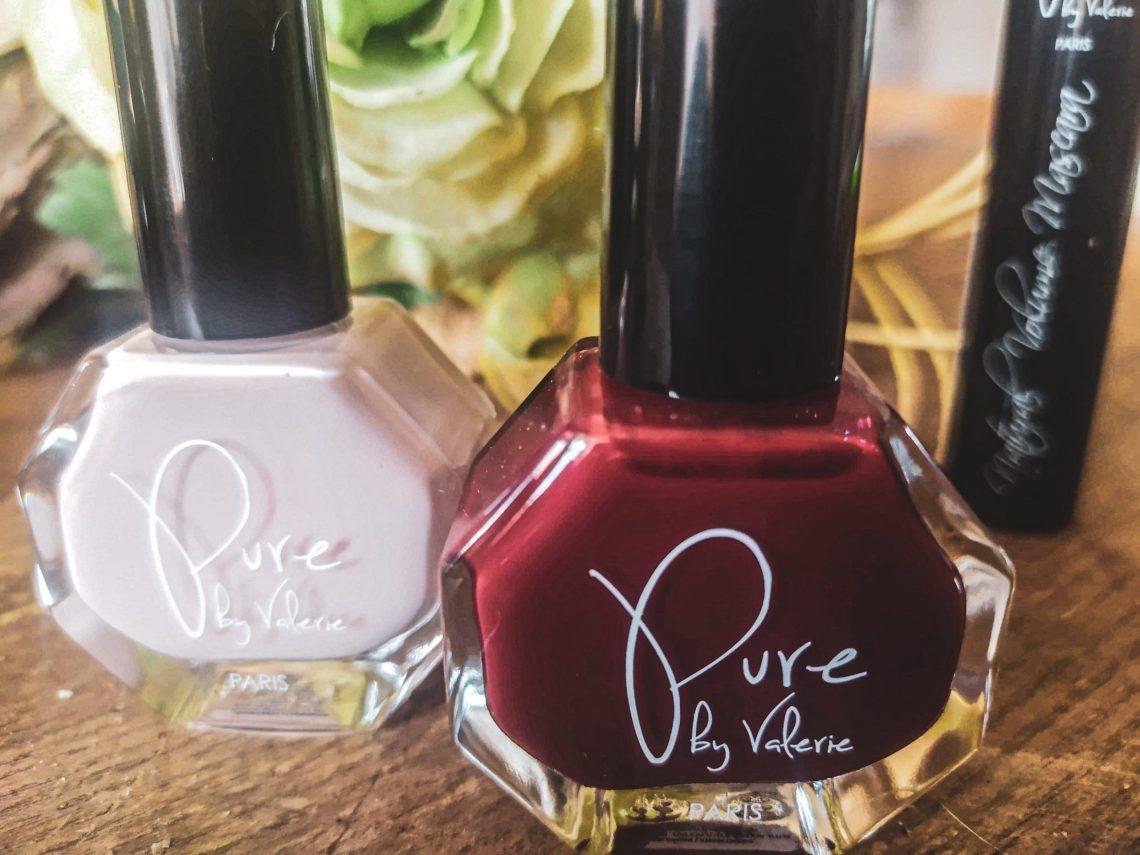 Pure By Valérie, pour un vernis à ongles écologique et engagé !