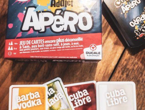 Color Addict Apéro : Zoom sur ce jeu qui sait mettre l'ambiance.