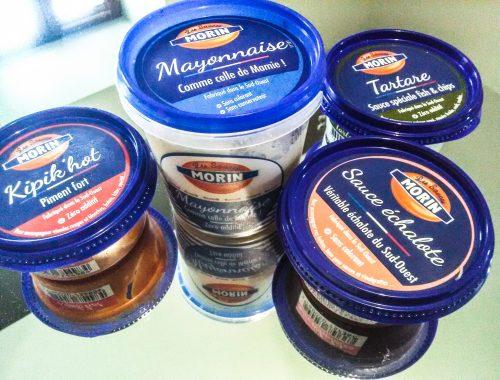 Pourquoi choisir les sauces Morin pour agrémenter ses plats ?