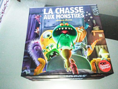 Tout savoir sur le jeu La chasse aux monstres de Scorpion Masqué.