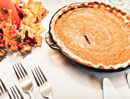 Comme un goût d'automne avec cette recette de la tarte au potiron.
