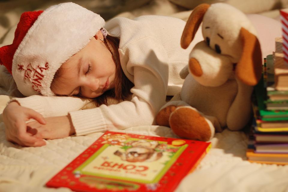 Attendre Noël en lecture, ma sélection de livres pour les petits.