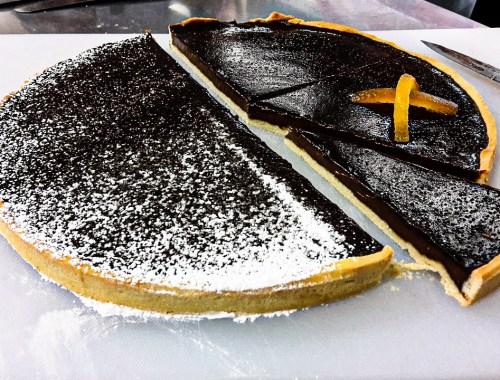 Recette facile et rapide de la tarte au chocolat que les enfants adorent !