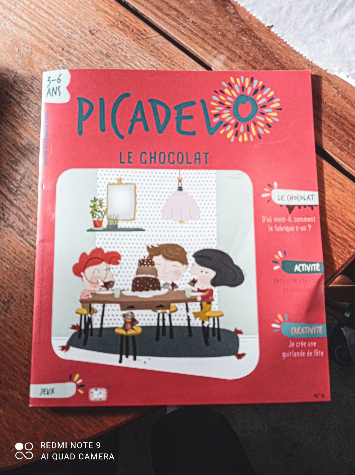 Picadelo, notre avis sur cette box mensuel pour enfants créatifs !