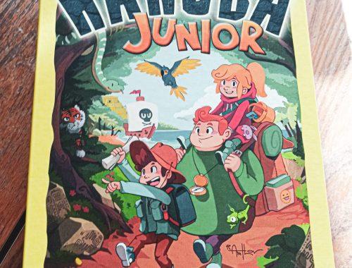 Zoom & Avis : Tout savoir sur le jeu Karuba Junior de Haba.
