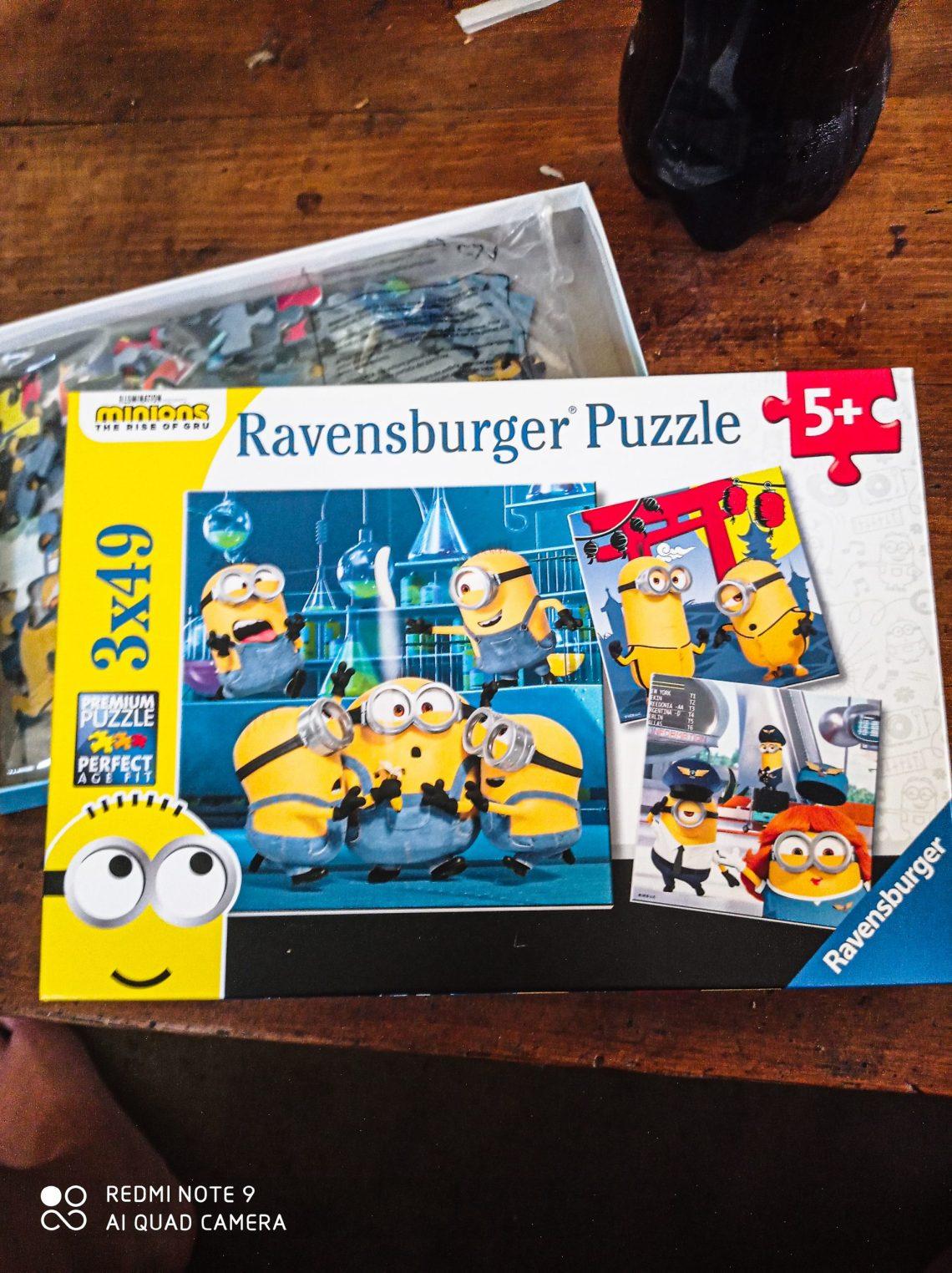 Les puzzles pour enfant, à quel âge, combien de pièces et pourquoi ?