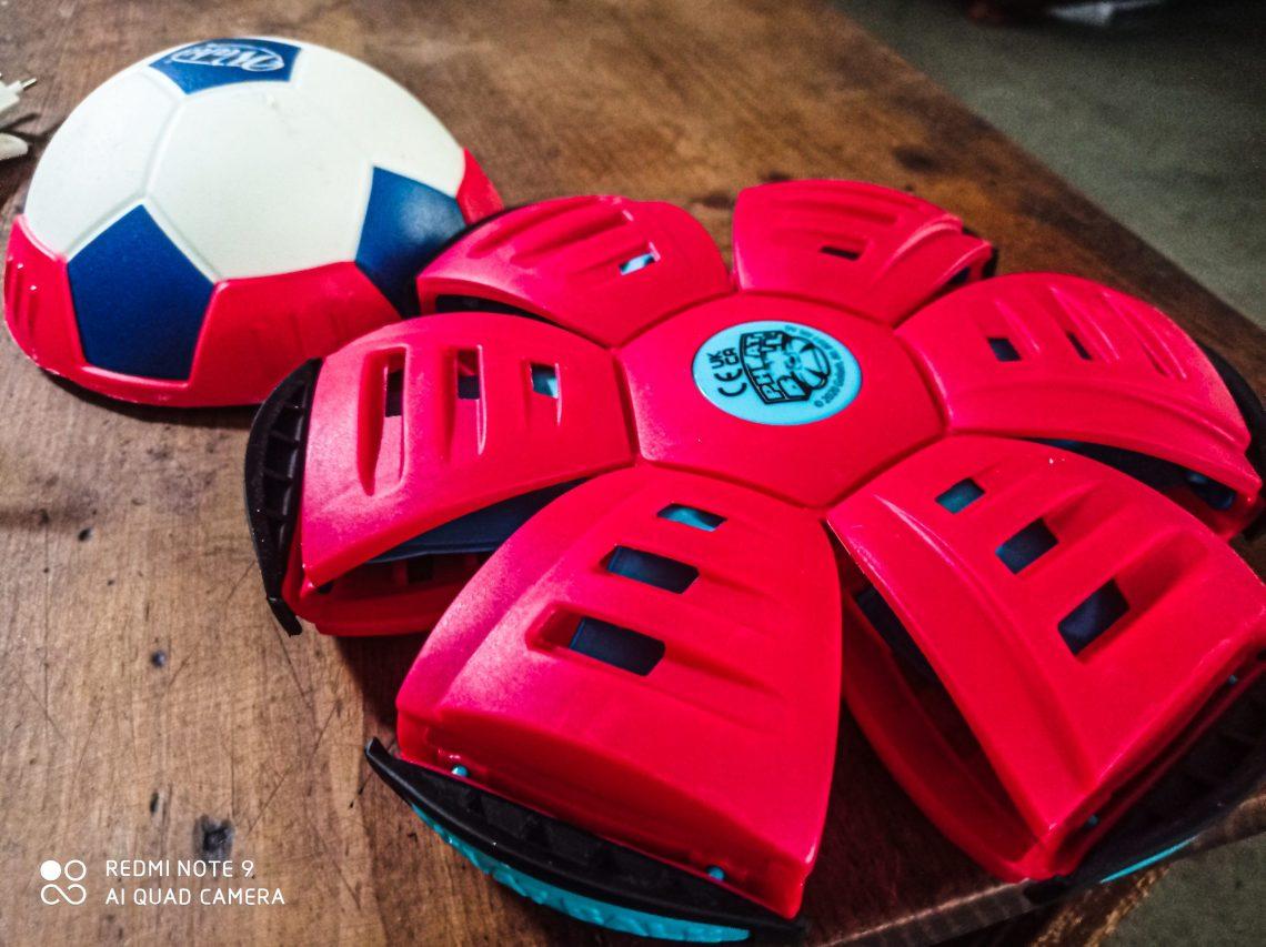 Cet été sera sportif avec le Phlat Ball et le Wahu Ball Goliath.