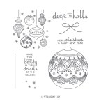 beautiful baubles stampin up