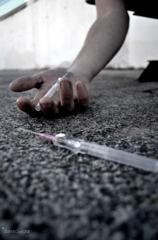 obsesión por las drogas