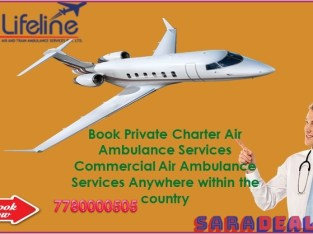 Lifeline Air Ambulance in Kozhikode Defines Way of Ideal Transportation