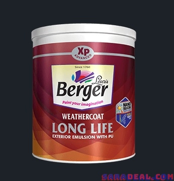 Explore Wide Variety Of Exterior Wall Paints From Berger Paints Nepal