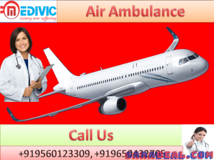 Affordable Air Ambulance Services in Chennai by Medivic Aviation at Low Cost
