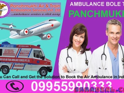 Air Ambulance Service in Bangalore – A to Z Medical Support Facility