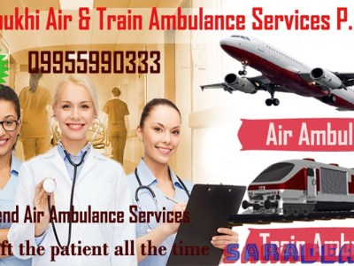 Book Emergency Charter Air Ambulance in Kolkata – Panchmukhi