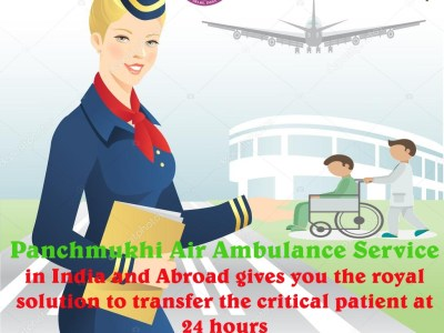 Air Ambulance Service in Lucknow-Good to Hire In an Emergency-Panchmukhi