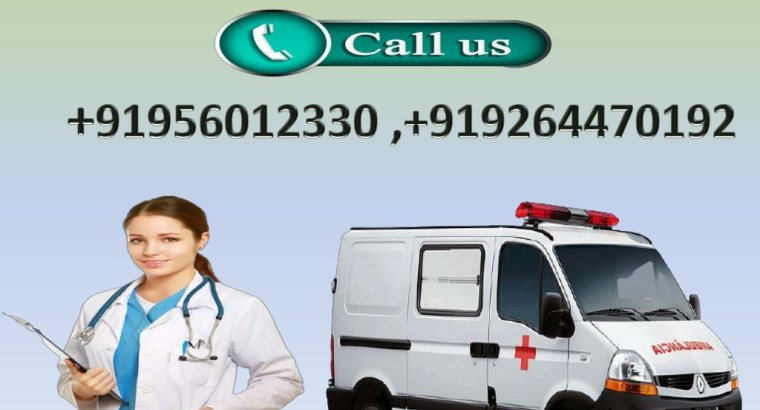 Recruit Low Fare Medivic Road Ambulance Service in Muzaffarpur