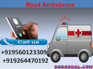 Use High Class Life Saver Medivic Ambulance Service in Dibdih
