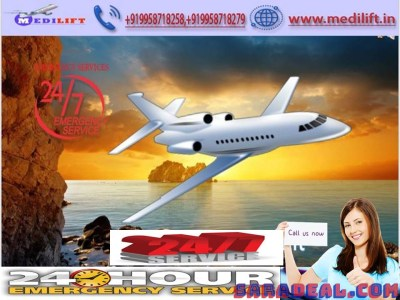 Safe and Quick ICU Patient Transfer – Medilift Air Ambulance Services in Ranchi