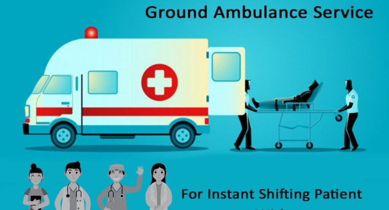 King Ambulance Service in Purnia at Low-Cost Facility