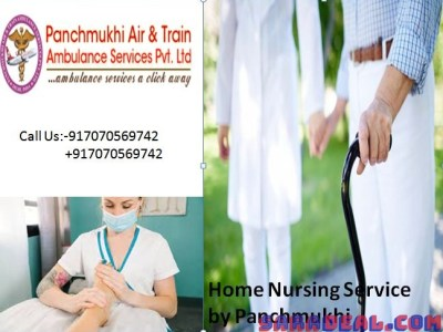 Obtain the Best Panchmukhi Home Nursing Service in Howrah