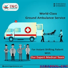 Best and Cost-Effective King Ambulance Service in Madhubani