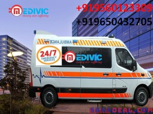 Get Reliable Ambulance Service in Bokaro with Medical Tool by Medivic