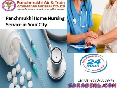 Book the Best Specialist by Panchmukhi Home Nursing Service in Ramgarh