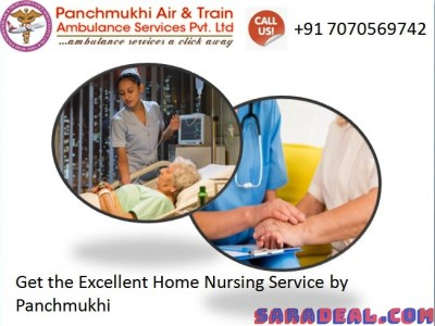Avail the Pervasive Home Nursing Service in Kolkata from Panchmukhi