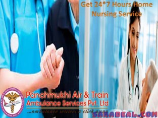 Hire the Aged Care from Panchmukhi Home Nursing Service in Hazaribagh