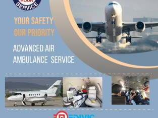 The Optimum Charter Air Ambulance Service in Bhopal by Medivic Aviation