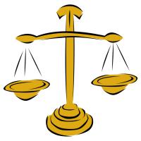 Balance Scale Graphic