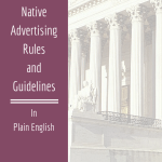 FTC Native Advertising