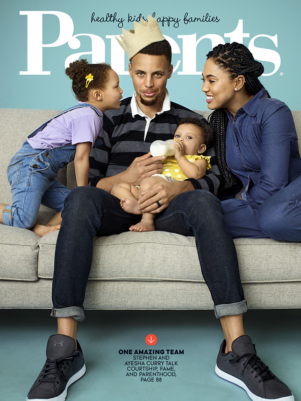 The Currys Take Over Parents Magazine