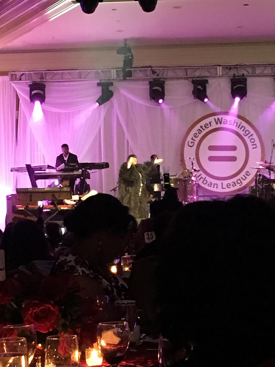 Patti LaBelle Honored By Washington Urban League