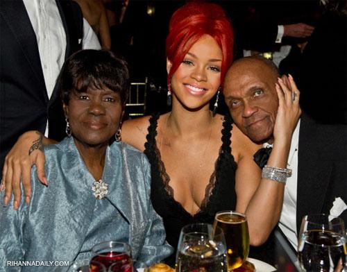 Rihanna Creates Scholarship in Honor of her Grandparents