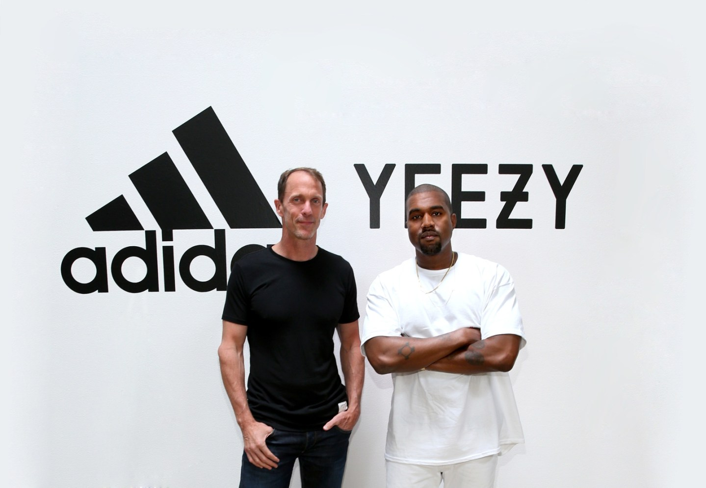 Kanye West Makes History with Adidas
