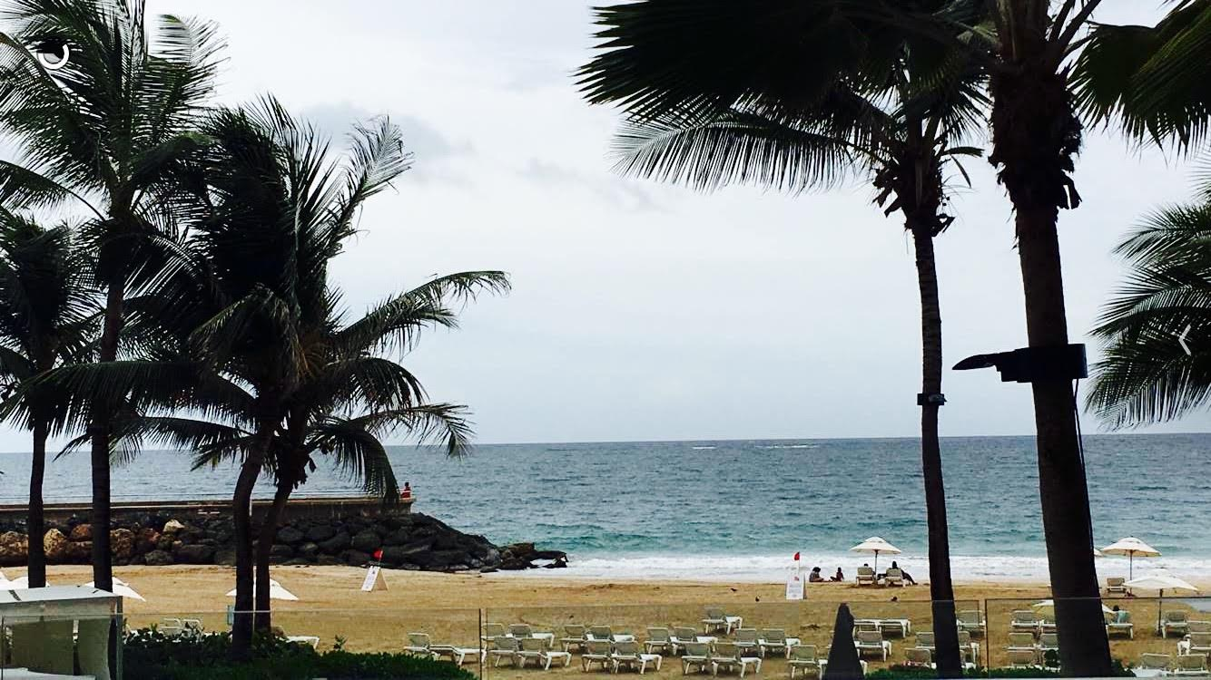 I'am in Puerto Rico! Follow me in paradise!