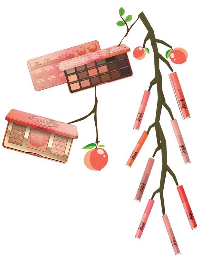Too Faced Sweet Peach Collection Out Now