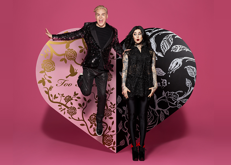 Kat Von D x Too Faced Full Collaboration [Photos]