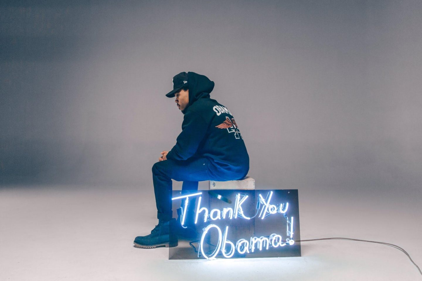 Chance the Rapper Honors the Obamas with Fashion Line