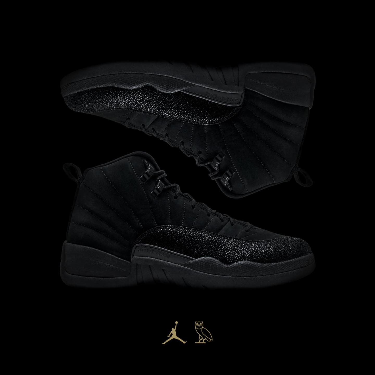 In Case You Missed It: Jordan X OVO All-Star Collection