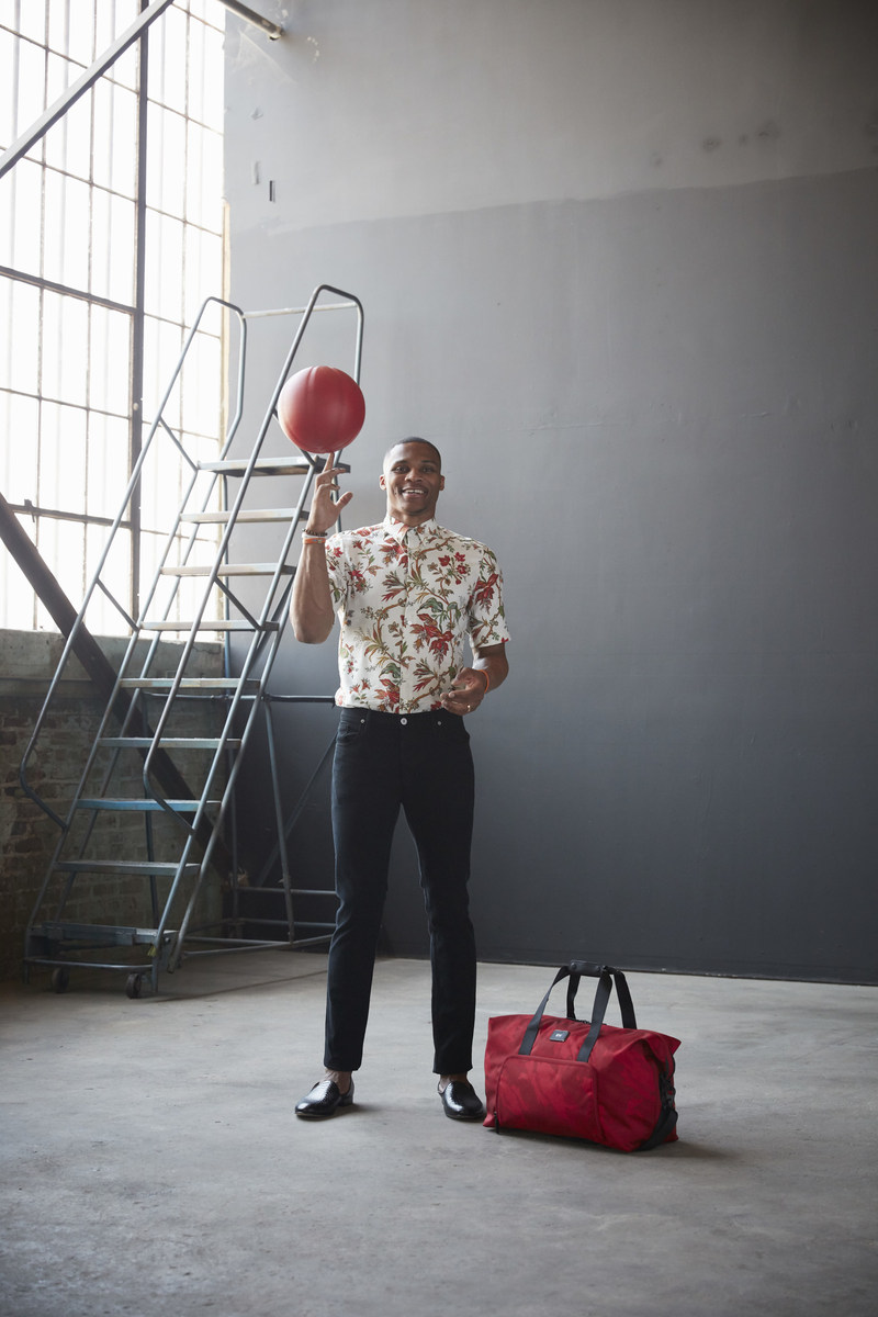TUMI x Russell Westbrook Launch Travel Collection