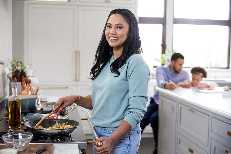 Ayesha Curry Gets Kitchenware Brand | sarafinasaid